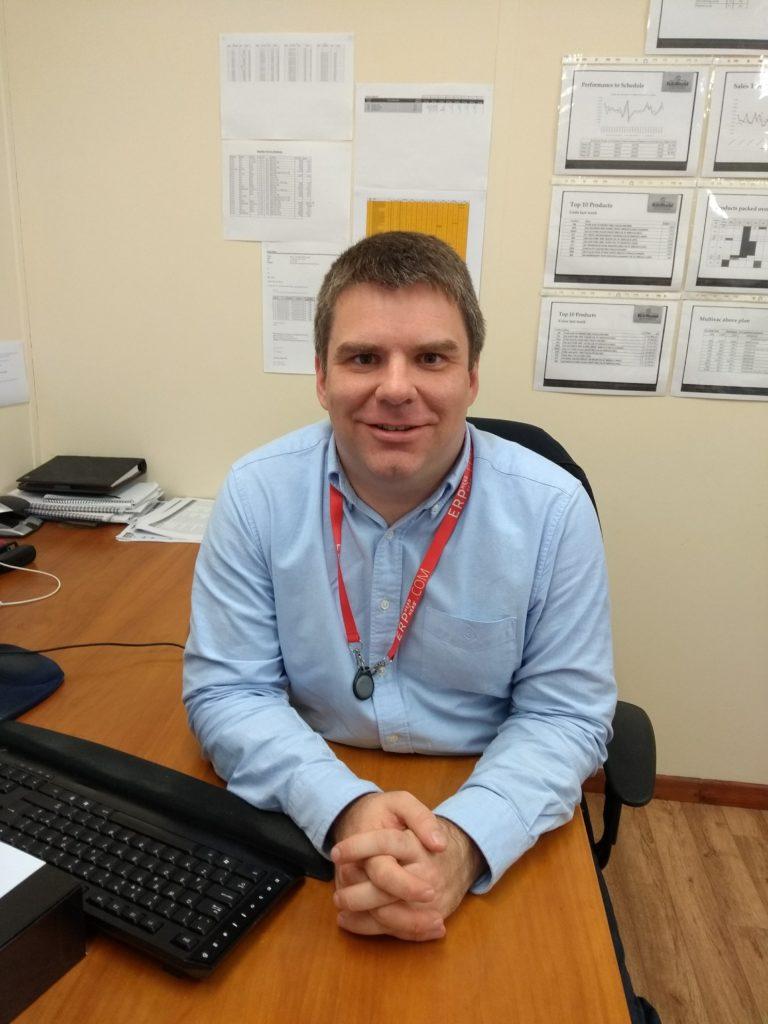 Colm Flynn Planning Manager